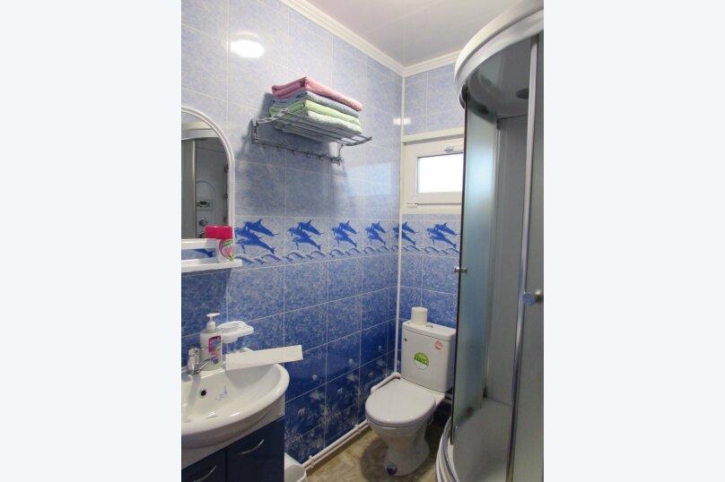 Дом, 40 кв.м. на 5 человек, 2 спальни, Малая улица, 2, Морской , Ейск - Фотография 21
