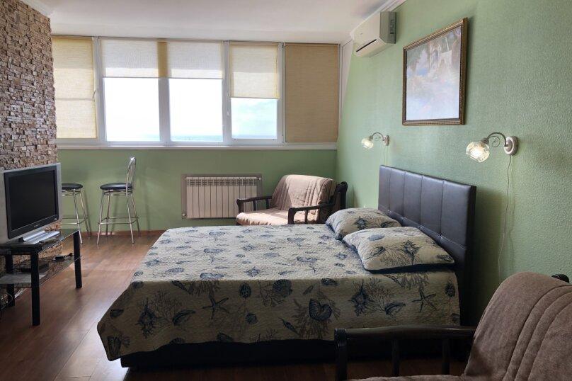1-комн. квартира, 42 кв.м. на 5 человек, улица 40 лет Победы, 1Б, Анапа - Фотография 10