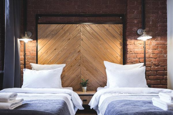 Отель в стиле лофт , Гражданская улица, 13-15 на 71 номер - Фотография 1