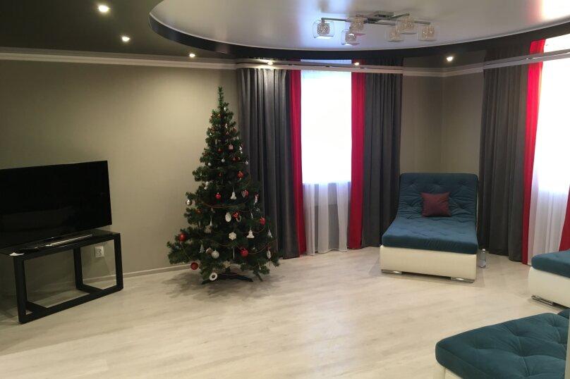 Трёхэтажный коттедж, 300 кв.м. на 10 человек, 4 спальни, деревня Юшково, Новоладожская улица, 55А, Новая Ладога - Фотография 12