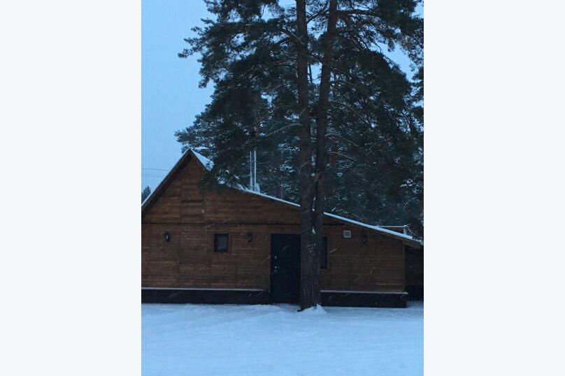 Трёхэтажный коттедж, 300 кв.м. на 10 человек, 4 спальни, деревня Юшково, Новоладожская улица, 55А, Новая Ладога - Фотография 19