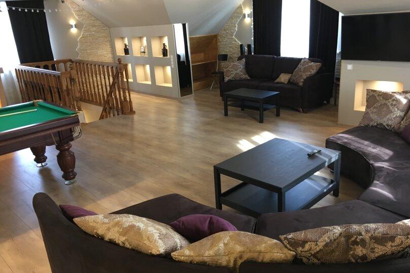 Трёхэтажный коттедж, 300 кв.м. на 10 человек, 4 спальни, деревня Юшково, Новоладожская улица, 55А, Новая Ладога - Фотография 21