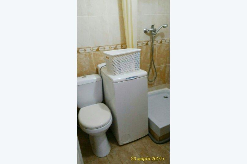 2-комн. квартира, 40 кв.м. на 4 человека, улица Федько, 30, Феодосия - Фотография 6