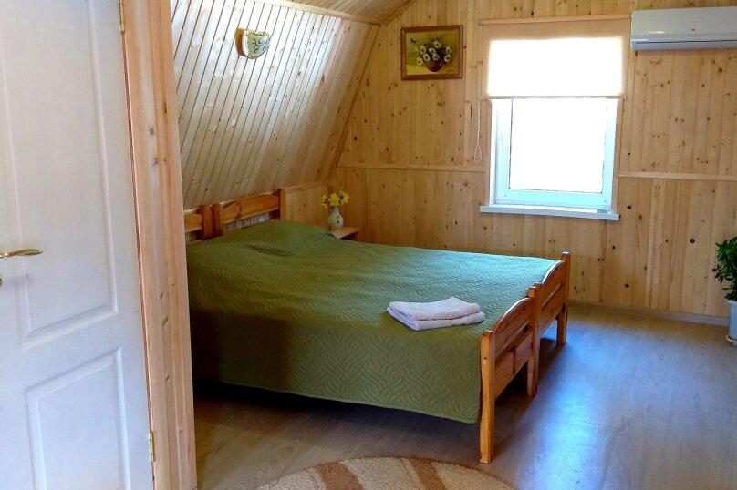 Дачный домик, 54 кв.м. на 5 человек, 2 спальни, Сосновая, 9, Саки - Фотография 5