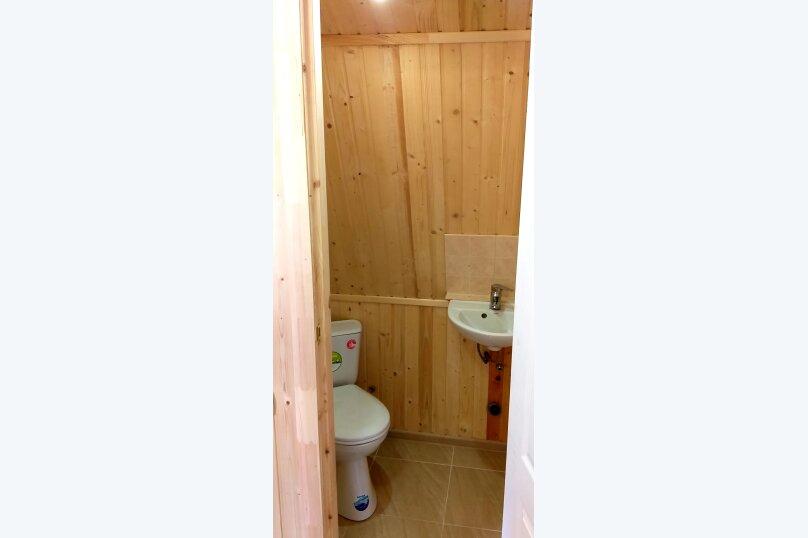 Дачный домик, 54 кв.м. на 5 человек, 2 спальни, Сосновая, 9, Саки - Фотография 8