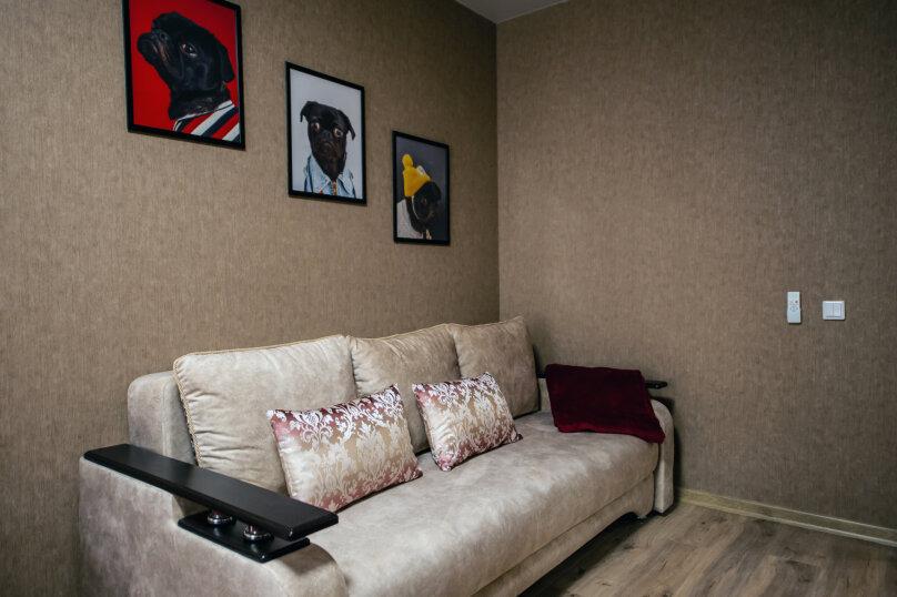 1-комн. квартира, 40 кв.м. на 4 человека, Зиповская улица, 34к1, Краснодар - Фотография 5