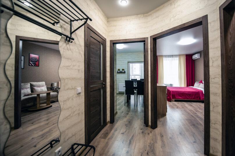 1-комн. квартира, 40 кв.м. на 4 человека, Зиповская улица, 34к1, Краснодар - Фотография 6