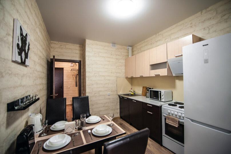 1-комн. квартира, 40 кв.м. на 4 человека, Зиповская улица, 34к1, Краснодар - Фотография 12