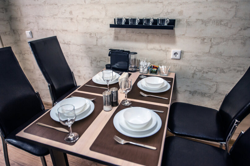 1-комн. квартира, 40 кв.м. на 4 человека, Зиповская улица, 34к1, Краснодар - Фотография 13
