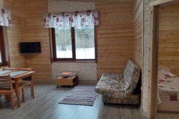 House number 2:  Дом, 4-местный, Отдых в деревне Сяндеба, д. Сяндеба, 32Б на 2 номера - Фотография 4
