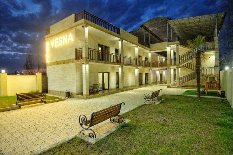 """Отель """"Vesna"""", улица Адлейба, 12 на 27 номеров - Фотография 1"""