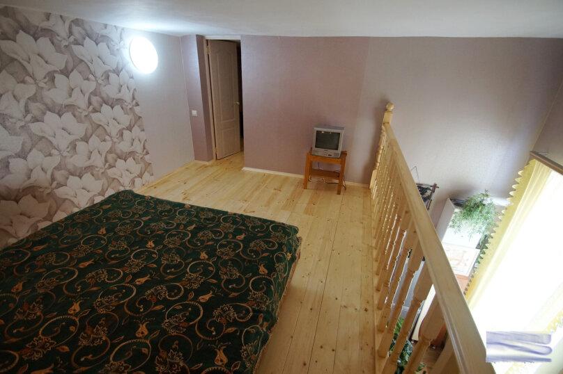 4-комн. квартира, 66 кв.м. на 9 человек, пер. Корницкого, 8, Кабардинка - Фотография 9
