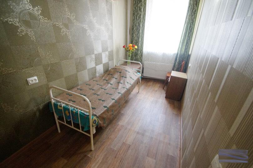 4-комн. квартира, 66 кв.м. на 9 человек, пер. Корницкого, 8, Кабардинка - Фотография 10