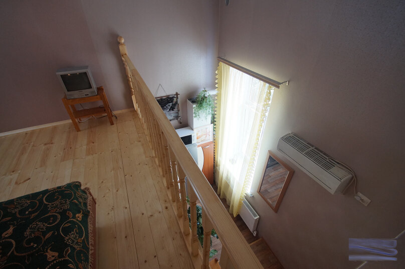 4-комн. квартира, 66 кв.м. на 9 человек, пер. Корницкого, 8, Кабардинка - Фотография 11