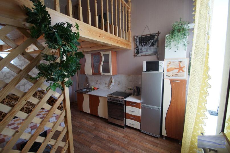 4-комн. квартира, 66 кв.м. на 9 человек, пер. Корницкого, 8, Кабардинка - Фотография 18