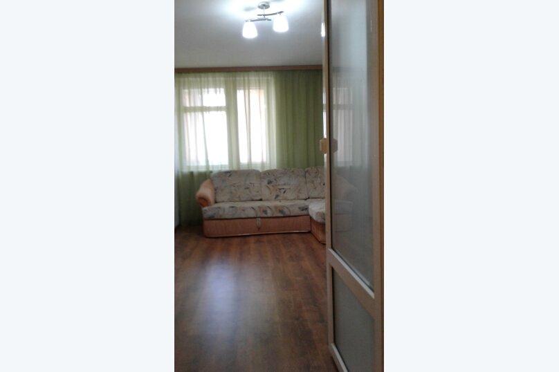 2-комн. квартира, 50 кв.м. на 4 человека, улица Дмитрия Ульянова, 1А, Евпатория - Фотография 14