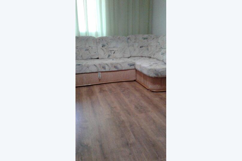 2-комн. квартира, 50 кв.м. на 4 человека, улица Дмитрия Ульянова, 1А, Евпатория - Фотография 17