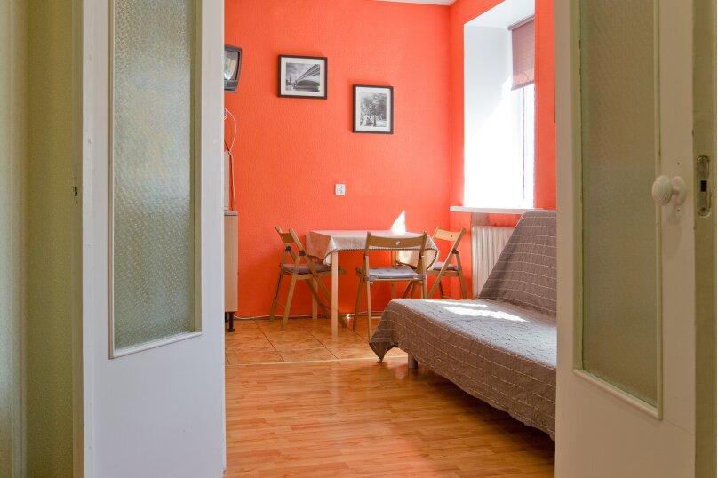 1-комн. квартира, 35 кв.м. на 4 человека, улица Чехова, 11-13, Санкт-Петербург - Фотография 4