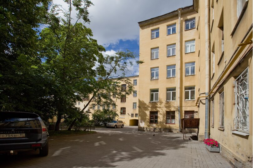 1-комн. квартира, 35 кв.м. на 4 человека, улица Чехова, 11-13, Санкт-Петербург - Фотография 14