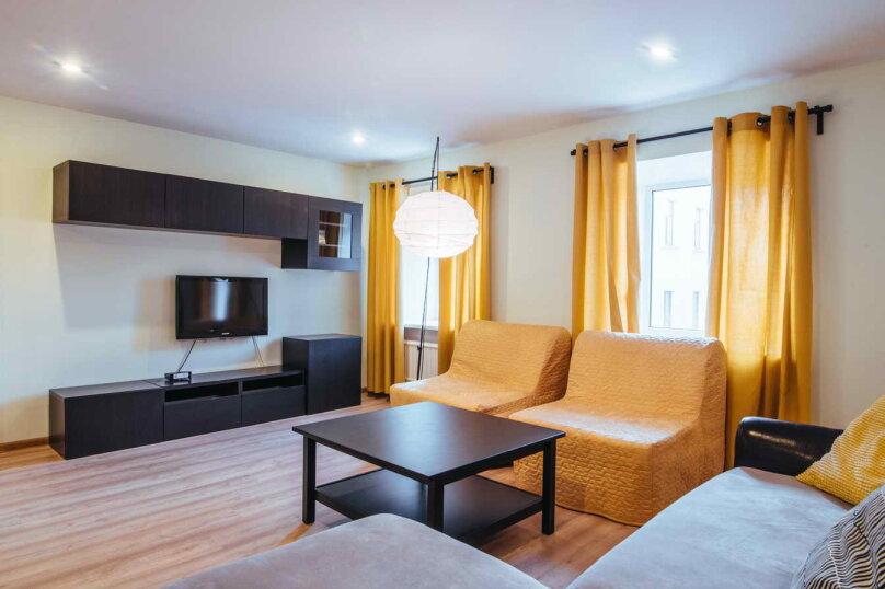 3-комн. квартира, 90 кв.м. на 6 человек, Невский проспект, 32, Санкт-Петербург - Фотография 11