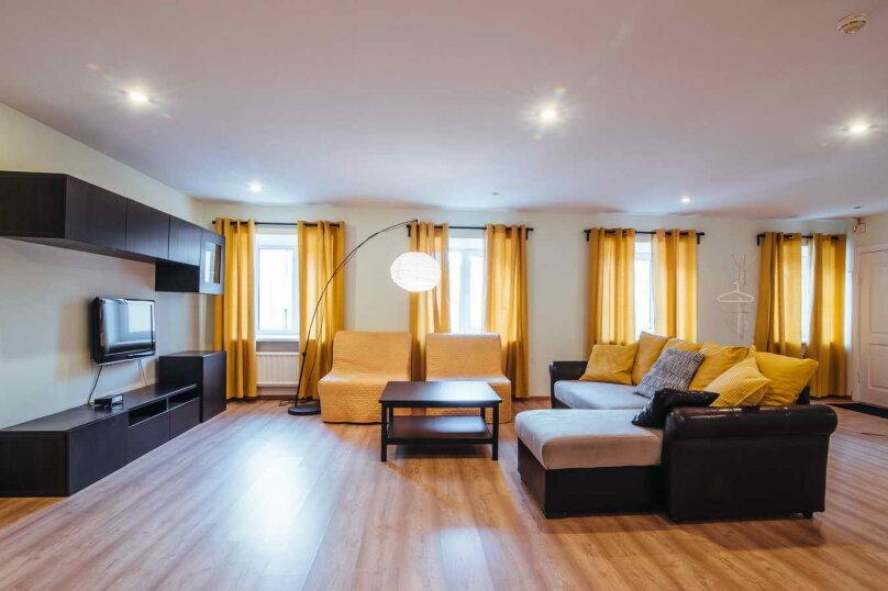 3-комн. квартира, 90 кв.м. на 6 человек, Невский проспект, 32, Санкт-Петербург - Фотография 1