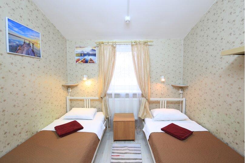 Двухмесный номер с раздельными кроватями Эконом, Старая Басманная улица, 18с8, Москва - Фотография 1