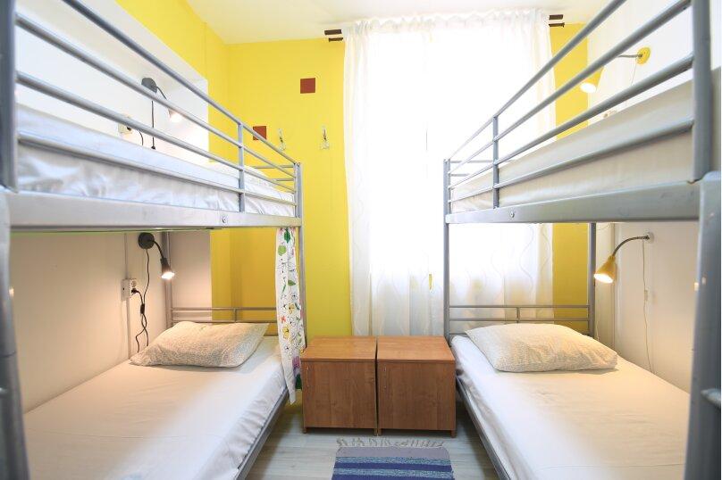 Место в общем мужском номере, Старая Басманная улица, 18с8, Москва - Фотография 1