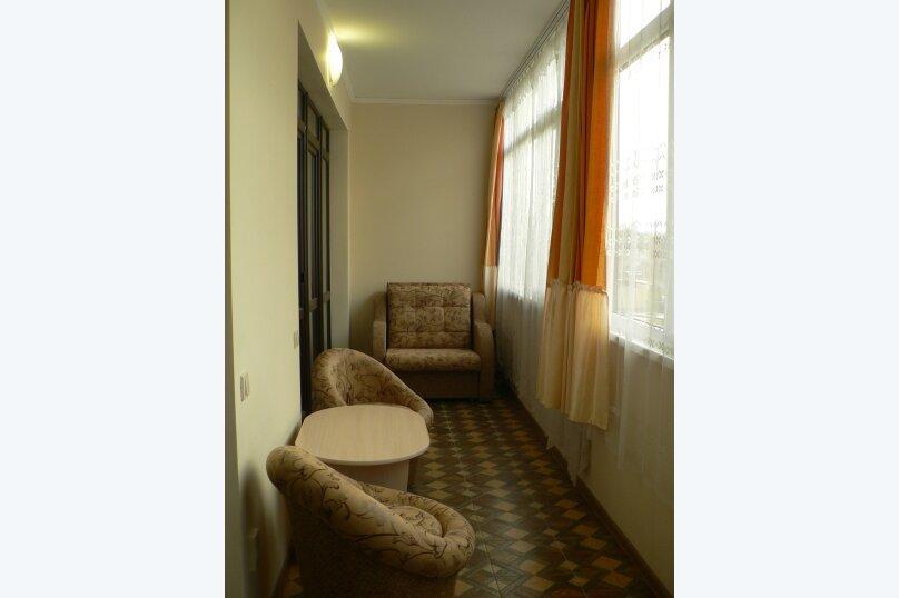 1-комн. квартира, 50 кв.м. на 5 человек, Курортная улица, 3к3, Дивноморское - Фотография 19