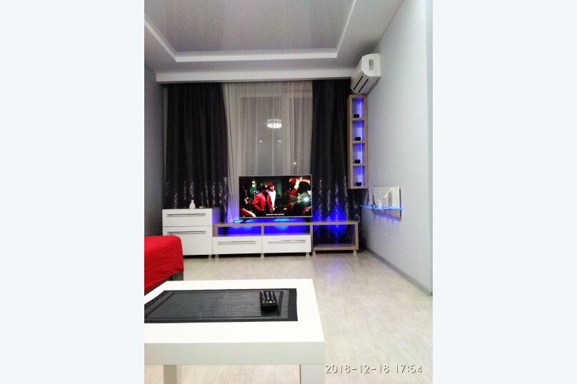 1-комн. квартира, 40 кв.м. на 3 человека, улица Симонок, 55А, Севастополь - Фотография 2