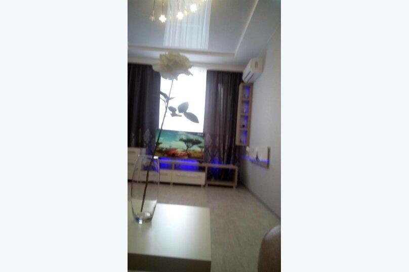 1-комн. квартира, 40 кв.м. на 3 человека, улица Симонок, 55А, Севастополь - Фотография 11