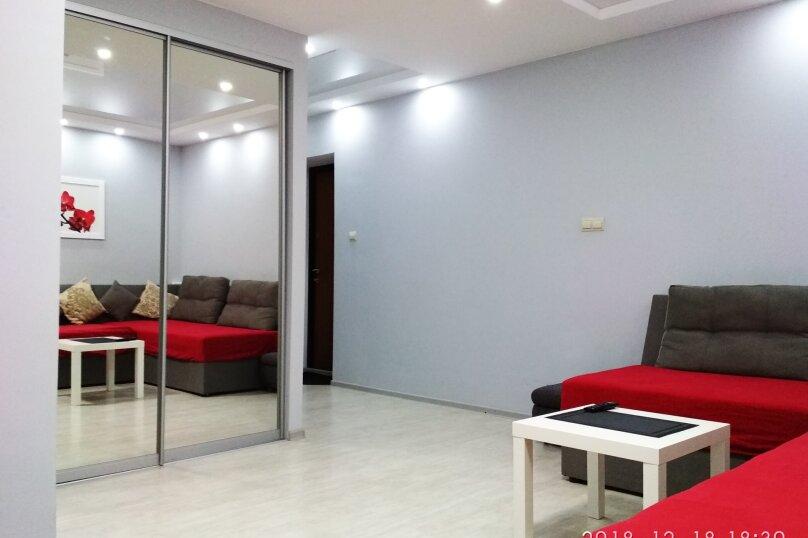 1-комн. квартира, 40 кв.м. на 3 человека, улица Симонок, 55А, Севастополь - Фотография 1