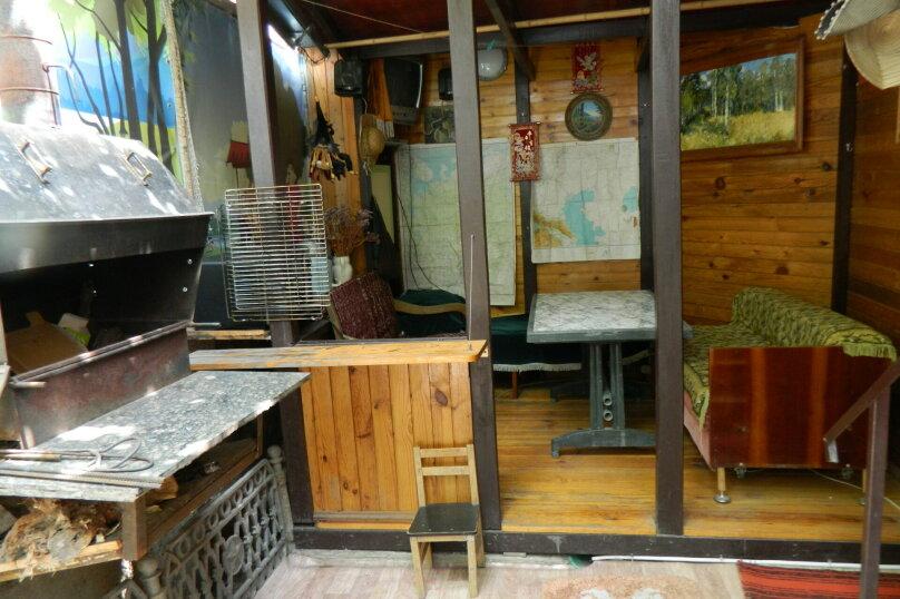 Дом  с мангалом и виноградной беседкой без подселения посторонних., 86 кв.м. на 6 человек, 2 спальни, Горького, 42А, Ялта - Фотография 7