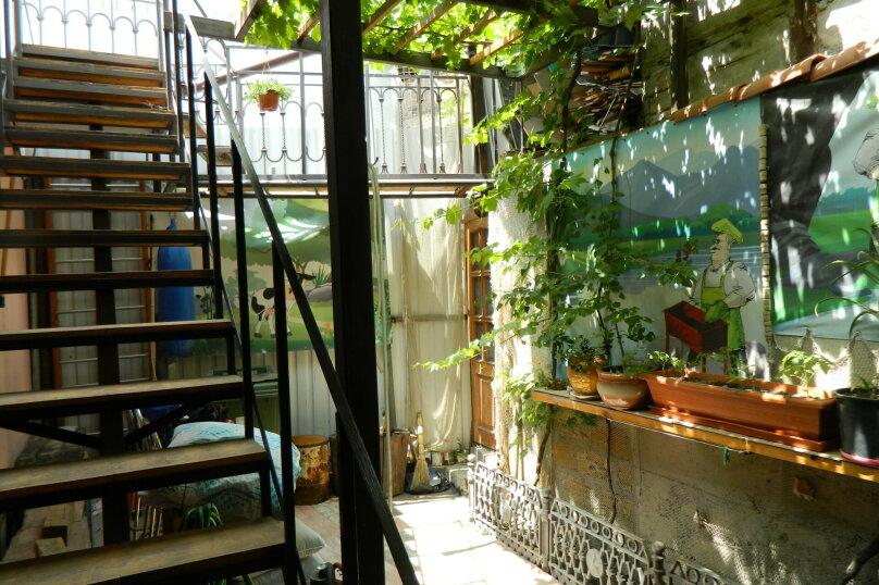 Дом  с мангалом и виноградной беседкой без подселения посторонних., 86 кв.м. на 6 человек, 2 спальни, Горького, 42А, Ялта - Фотография 8