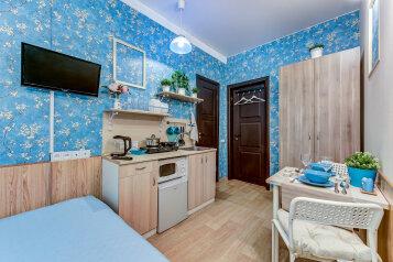 1-комн. квартира, 18 кв.м. на 2 человека, Певческий переулок, метро Горьковская, Санкт-Петербург - Фотография 1