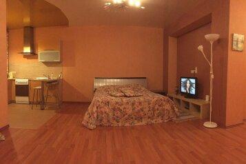 1-комн. квартира, 52 кв.м. на 4 человека, Медицинская улица, 1А, Нижний Новгород - Фотография 1