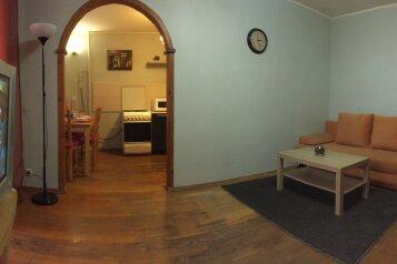 3-комн. квартира, 68 кв.м. на 6 человек, Полтавская улица, 47, Нижний Новгород - Фотография 2
