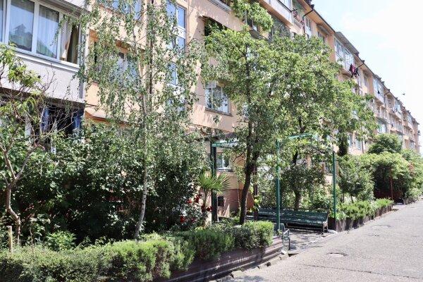1-комн. квартира на 4 человека, Молодёжная улица, 36А, Вардане - Фотография 1