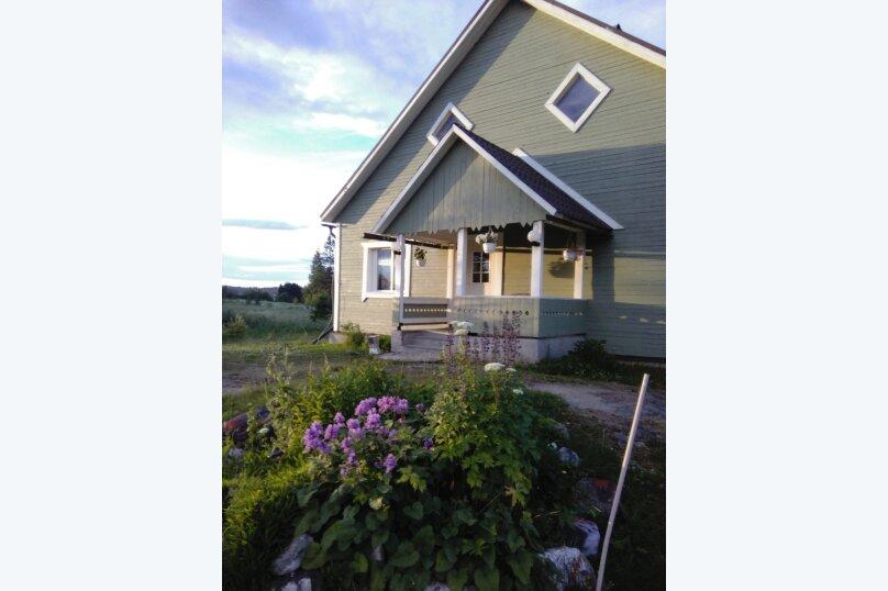 Дом, 120 кв.м. на 8 человек, 2 спальни, Куркиёки, Зелёная улица, 57, Лахденпохья - Фотография 4