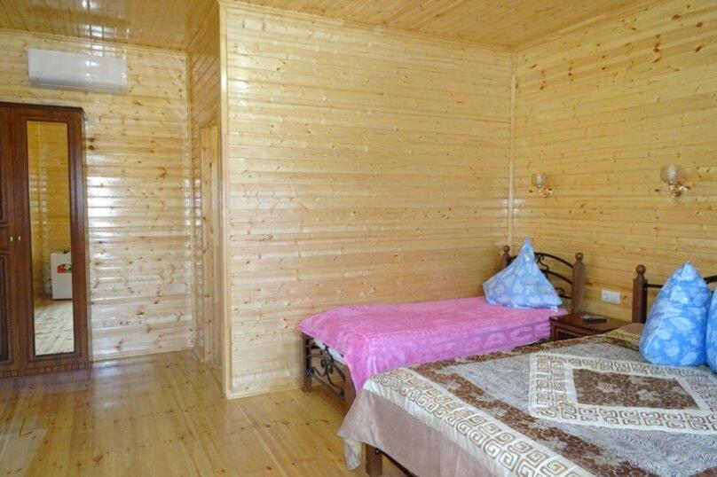 "Мини-гостиница ""Абхазский дворик"", улица Демерджипа, 84 на 5 комнат - Фотография 2"