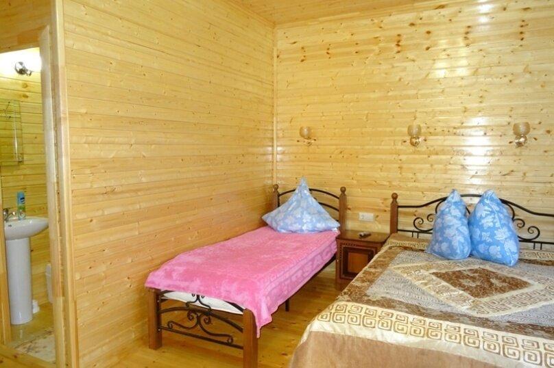 "Мини-гостиница ""Абхазский дворик"", улица Демерджипа, 84 на 5 комнат - Фотография 24"