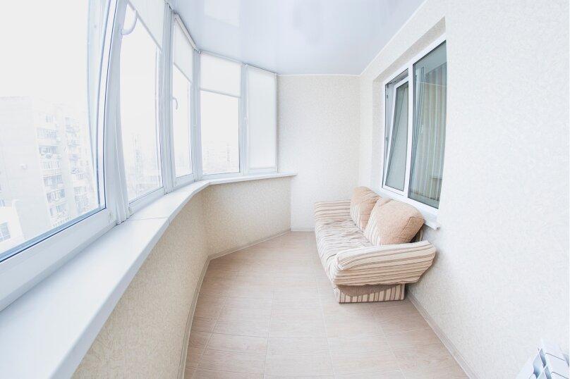 1-комн. квартира, 35 кв.м. на 2 человека, Советская улица, 83/89к1, Саратов - Фотография 17