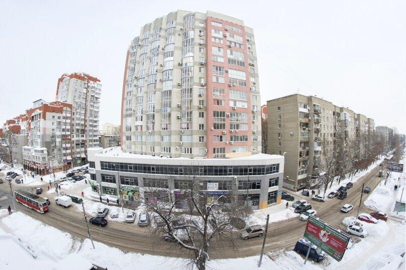 1-комн. квартира, 35 кв.м. на 2 человека, Советская улица, 83/89к1, Саратов - Фотография 18