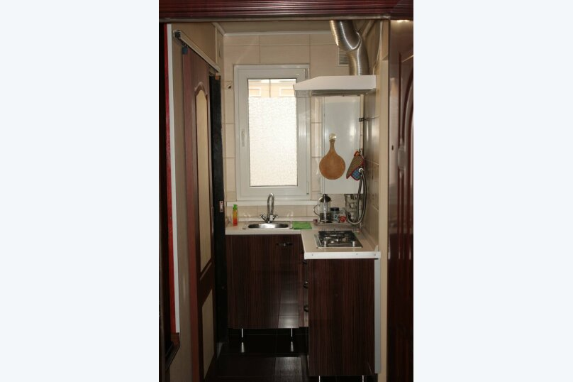 2-комн. квартира, 30 кв.м. на 4 человека, улица Гагарина, 11, Кисловодск - Фотография 3