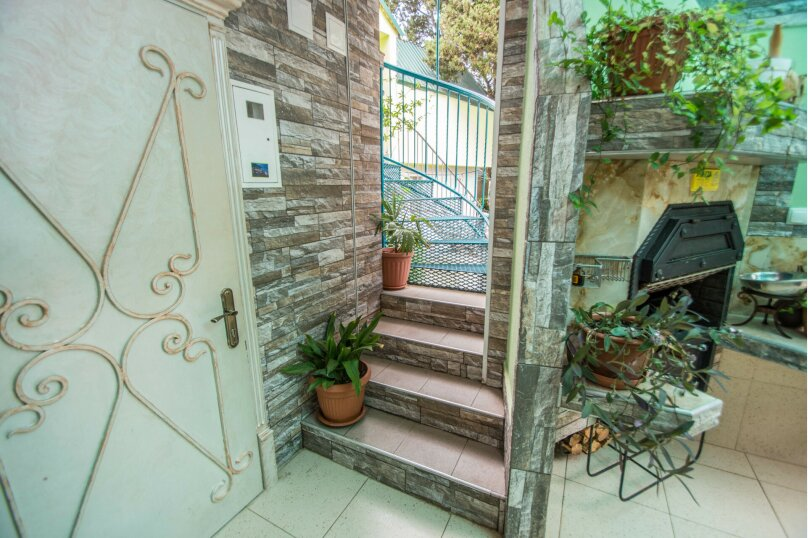 Дом  с видовой мансардой., 100 кв.м. на 8 человек, 4 спальни, Пролетарская улица, 7, Гурзуф - Фотография 39