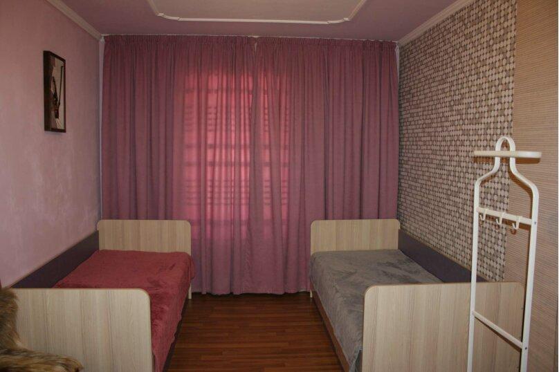 2-комн. квартира, 45 кв.м. на 5 человек, улица Гагарина, 11, Кисловодск - Фотография 4