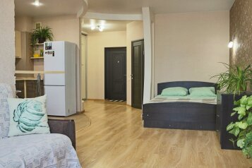 1-комн. квартира, 44.4 кв.м. на 4 человека, Молодёжная улица, 8Б, Самара - Фотография 4