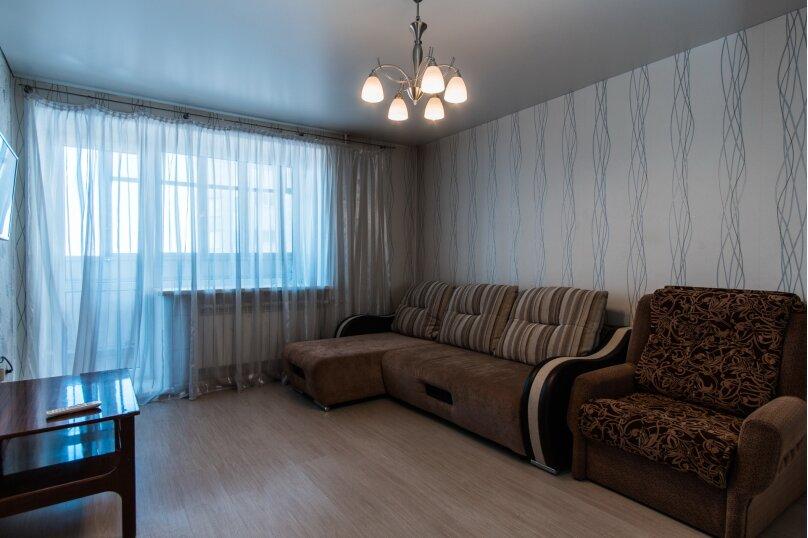 1-комн. квартира, 45 кв.м. на 3 человека, улица Крупской, 93, Барнаул - Фотография 3