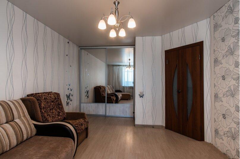 1-комн. квартира, 45 кв.м. на 3 человека, улица Крупской, 93, Барнаул - Фотография 5