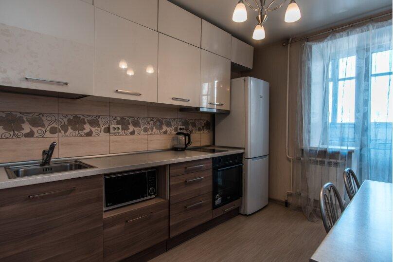 1-комн. квартира, 45 кв.м. на 3 человека, улица Крупской, 93, Барнаул - Фотография 8