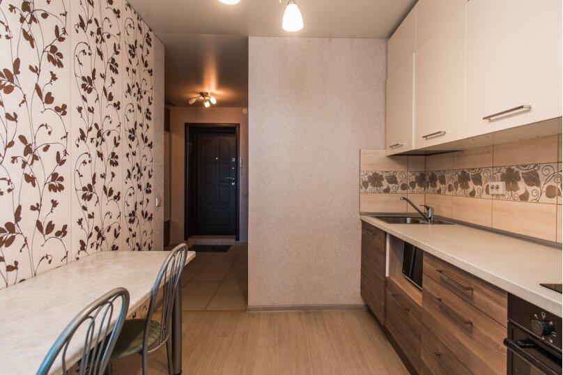 1-комн. квартира, 45 кв.м. на 3 человека, улица Крупской, 93, Барнаул - Фотография 9
